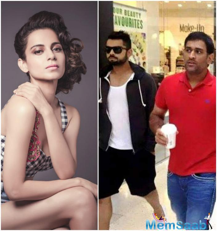 'For the past few days, Kangana has been photographing for the final schedule of director Vishal Bhardwaj's films. It has been really hectic for her, since she receives an intense role.