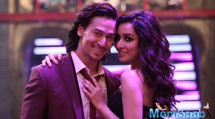 'Baaghi' revolves around Shraddha Kapoor, who plays a rebellious girl, meets Tiger, who also carries a rebellious streak and nonetheless spark fly between them.