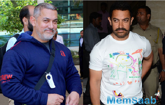 Aamir who revealed his lean look last month, took many in the film fraternity by surprise, especially since the 50-year-old opted for only natural means to achieve his weight goals.