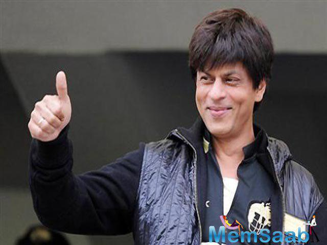 Bollywood superstar, Shah Rukh Khan said that he does not want to direct a film as he is not confident of  'calling the shots'.