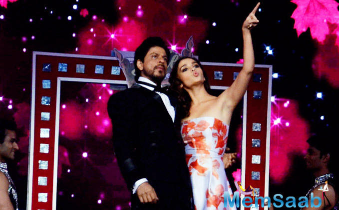 A lot of speculations are being made about the roles of Shah Rukh Khan and Alia Bhatt in the film.