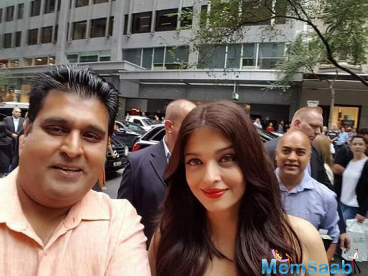 Aishwarya Rai always impresses her fans and manages to get better in her each public appearance at the glittery red carpets.