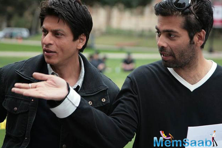 The film 'Fan', a thriller, has been directed by Maneesh Sharma and produced by Chopra under the Yash Raj Films banner.