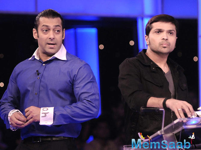 As reported by SpotboyE, Salman  has approached Himesh Reshammiya to compose for the film's sequel.
