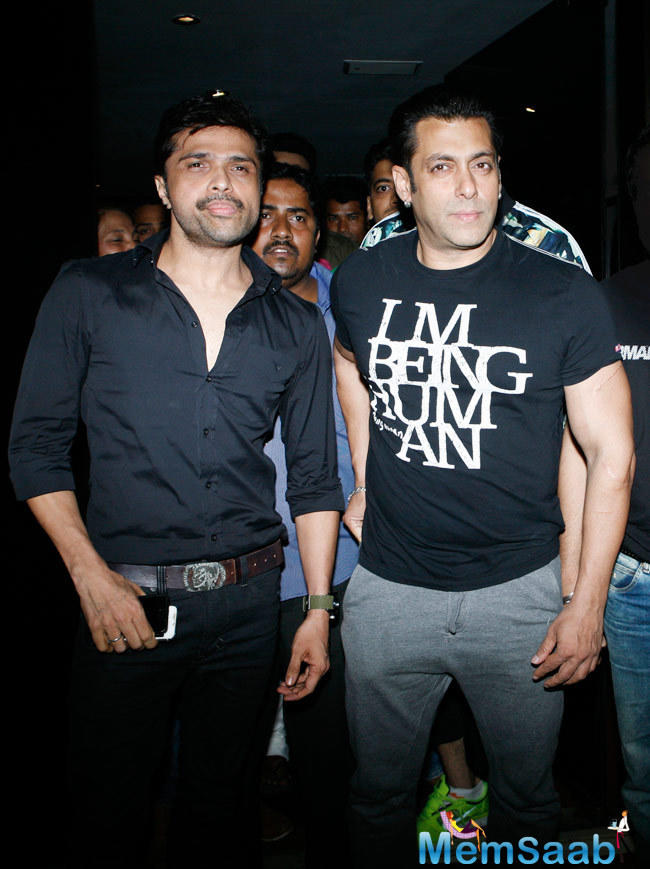 Reports further reveal that filmmaker Sajid Nadiadwala was also satisfied with Salman Khan's decision to have Himesh compose the entire album for the sequel.