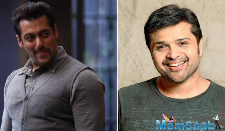 Salman Khan, who is currently busy shooting for his forthcoming film 'Sultan', has reportedly joined hands with music composer Himesh Reshammiya for the 'Kick's sequel.