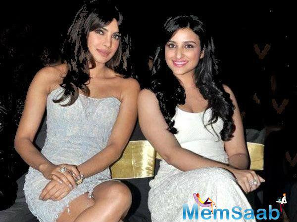 Asked if she plans to sing a number with Priyanka Chopra, Parineeti told IANS wow singing with Priyanka that would be wonderful.