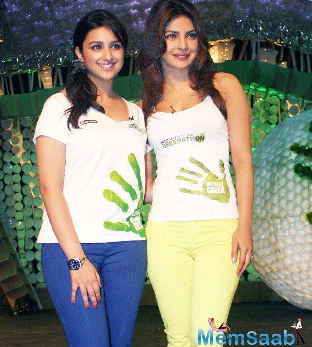 "Parineeti Chopra, who will go behind the mic to sing for ""Meri Pyaari Bindu"", says it would be"