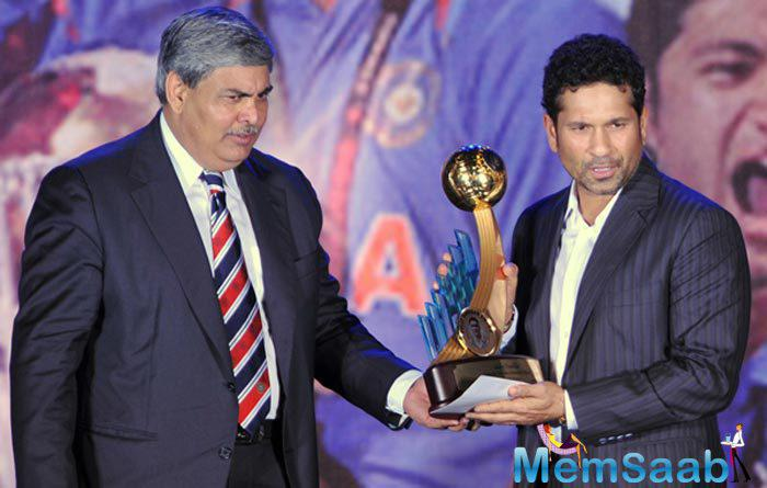 Interestingly, Sachin is making his acting debut with his biopic, which has been led by award-winning British director James Erskine.