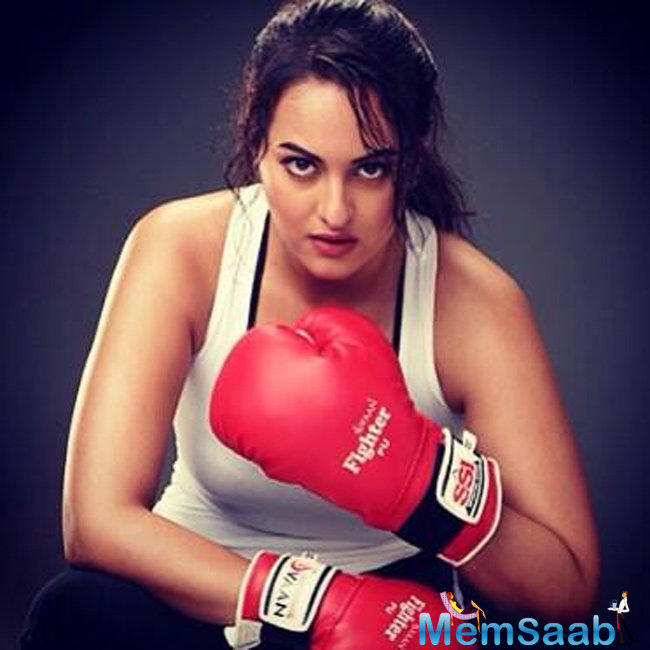 There was a time 2012, 2013 when actress Sonakshi Sinha was seen in as many as a four films a year.