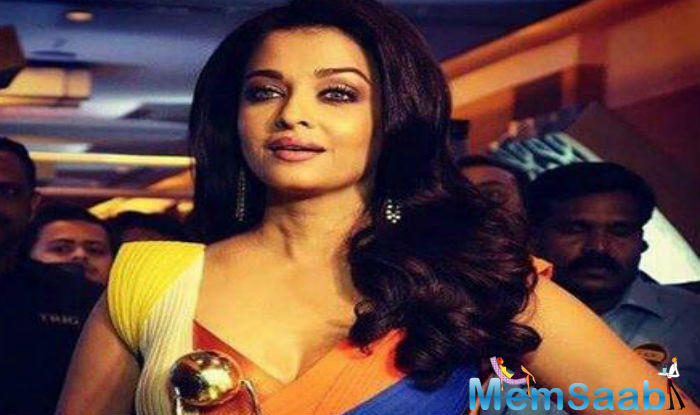 Aishwarya Rai Bachchan won the Global Indian of the Year Award. The actress was honoured at the NRI of the Year award function held in Mumbai on April 11.