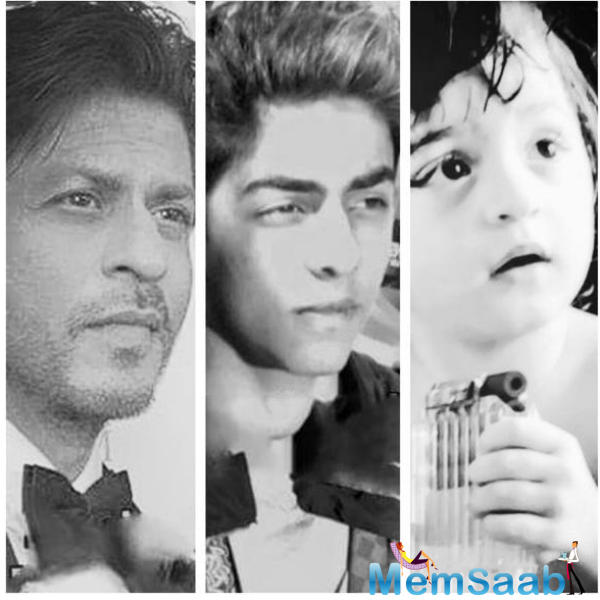 SRK has enjoyed a dedicated fan following in 25 years of his career, but he revealed, in actual life, he is a fan of his kids. The kind of unconditional love a fan has for his or her star, I have that for my kids.