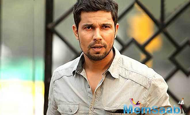 Randeep Hooda is unhappy with the change of name of Gurgaon, Delhi's rich and industrial suburb in Haryana.