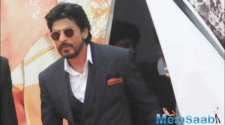 "During a recent media interaction, the 50-year-old actor Shah Rukh said, ""I did 'Fan' way before I did 'Raees' and 'Dilwale,' but due to VFX and knee injuries it got delayed."""