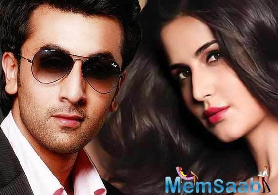Katrina Kaif and Ranbir met on the sets of