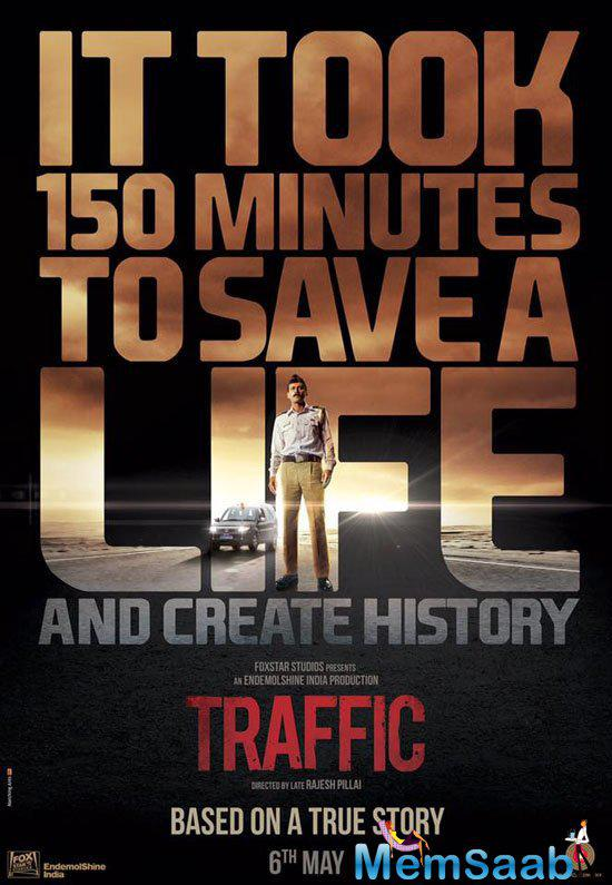 Actor Manoj Bajpayee navigates tricky Mumbai traffic to save the life of a 12-year-old in the trailer of new film Traffic.