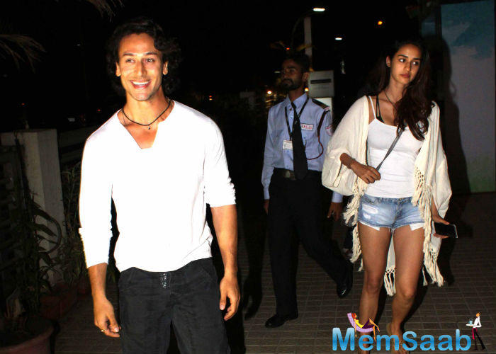 Actor Tiger Shroff, who gearing up release for Bhaagi, has said that his rumoured girlfriend Disha Patani was 'too cool' for him.