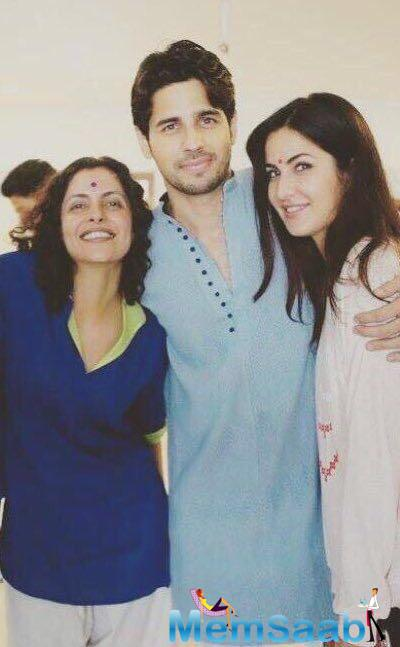 Katrina Kaif-Sidharth Malhotra starrer Baar Baar Dekho has finally wrapped up the shooting yesterday.