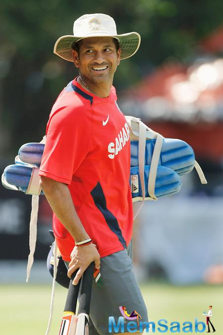 The teaser of Sachin A Billion Dreams was releasing On Thursday, and during the announcement of the Mumbai half marathon event Sachin said acting is more difficult than batting.