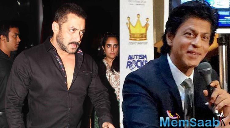 "Says the source, ""There was a talk that not only would Salman Khan and Shah Rukh khan come together for Eid with Sultan and Raees, respectively, they would also be promoting one another's movies"