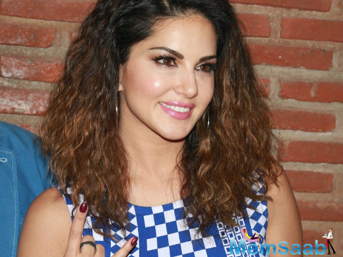 The poster of the movie was released last month and it focuses more on Sunny Leone's evocative face rather than physicality and the actress says that it was the idea created by her producer and director of the movie.
