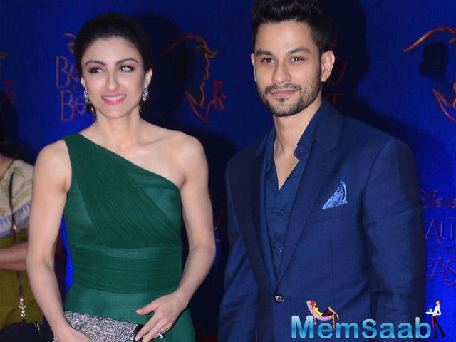 Soha Ali Khan married Kunal Khemu in January 2015 , a few days ago a news on air that, Soha Ali Khan and Kunal Khemu headed for divorce.