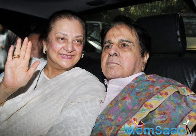 Veteran actor Dilip Kumar has been admitted to Lilavati hospital here on today morning