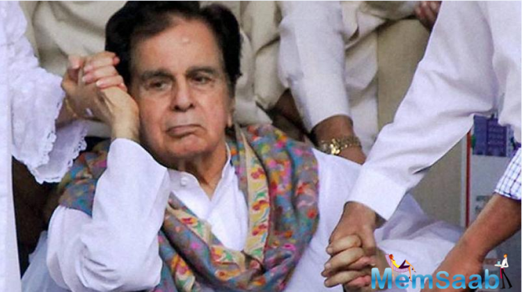 Veteran actor Dilip Kumar was awarded Padma Vibhushan in the year 2015. Earlier, he was honoured with Padma Bhushan in 1991