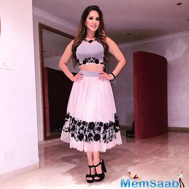 Apart from her acting career actress Sunny Leone has been part of activism campaigns including the Rock n Roll Los Angeles Half-Marathon to raise money for the American Cancer Society