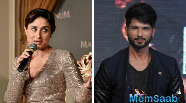 When the stars were asked at the trailer launch of 'Udta Punjab' if they are disappointed about not having any scenes together, to that Shahid said,
