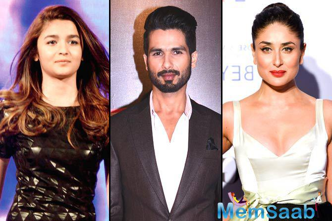 Hrithik Roashan tweeted on Sunday night. These actors are taking things to the next level! Alia Bhat real Shahid Kapoor raw Kareena everyone at their best. Good luck! Udta Punjab