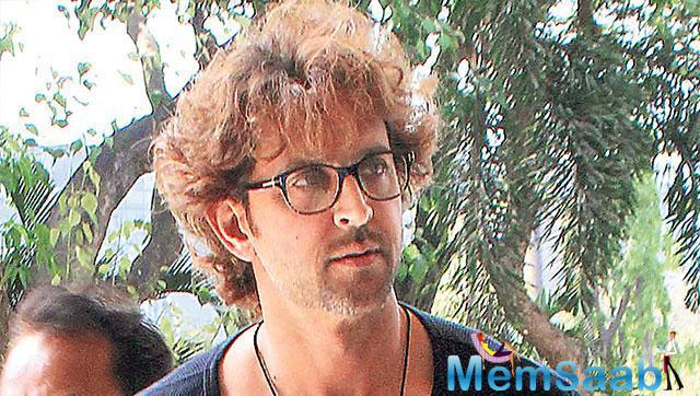 Krrish star Hrithik Roshan has lauded the trailer of Abhishek Chaubey's forthcoming film