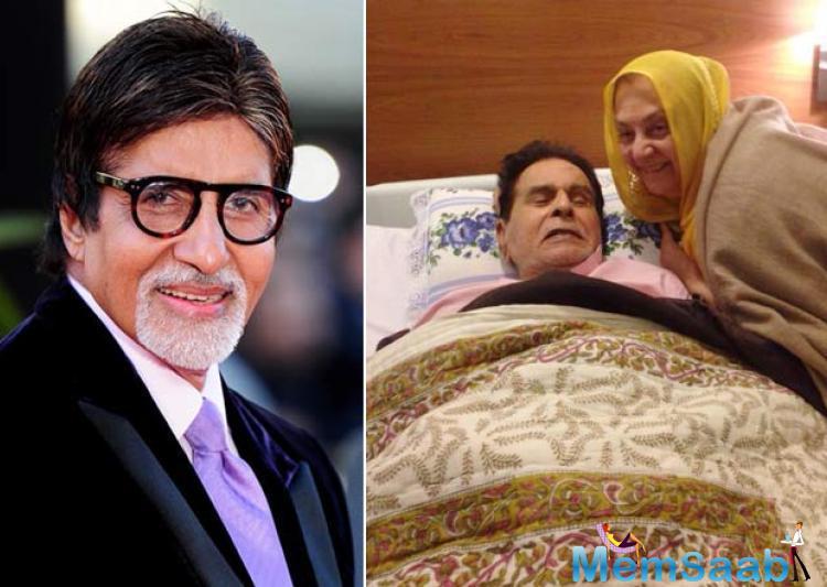 Amitabh Bachchan tweeted on Sunday that