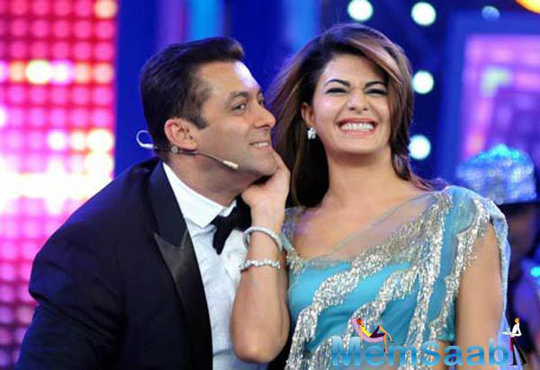 Jacqueline added, Salman is all about 'Being Human and he is extremely accessible and helps those in need.