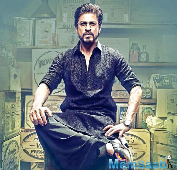 In a recent interview he said, Raees Is A Very Well Written Film and it is crafted well along with gifted actors like Nawazuddin Siddiqui, Mahira Khan and Mohammed Zeeshan Ayyub.