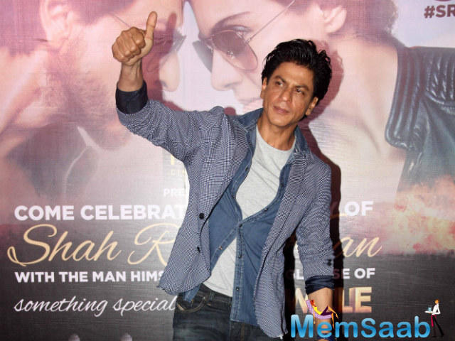 Soon After wrapping up Gauri Shinde's untitled film, SRK will start working on Aanand L. Rai and Imtiaz Ali's film.