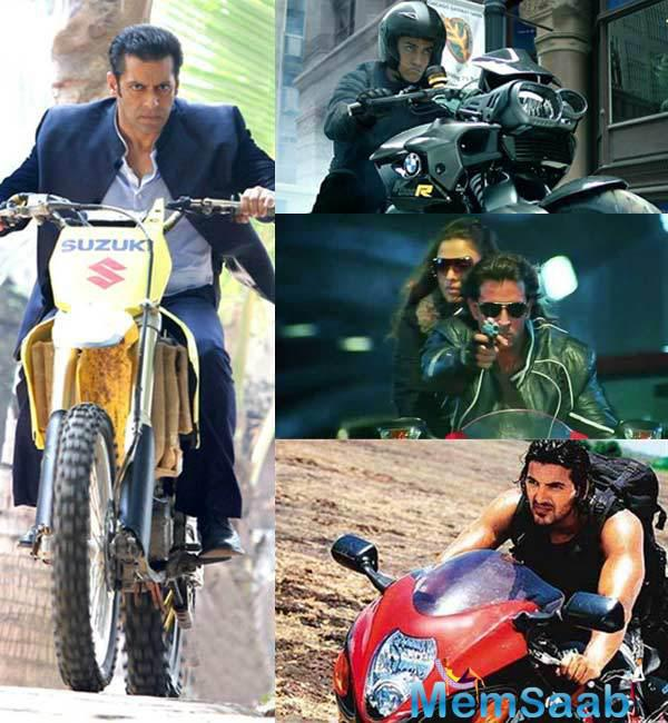 The Dhoom franchise has historically cast 'heroes' as villains - former baddies like John Abraham, Hrithik  and Aamir as the antagonist. And now, Salman has demanded the same profit-sharing ratio that was given to Aamir in Dhoom: 3.