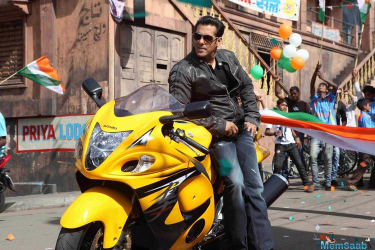Salman Khan wants to take different route now from the loverboy roles that made him famous in a series of Barjatya roles.