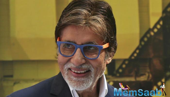 Amitabh Bachchan wrote on his Blog,