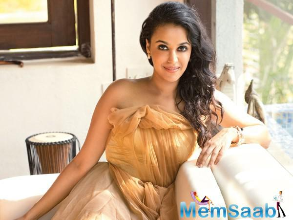Swara shared that she is a