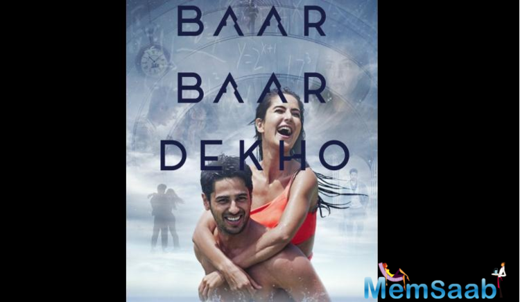 This is the first look of Sidharth and Katrina has been released from their upcoming movie