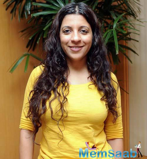 Popular director Zoya Akhtar is soon travelling to get to a movie based on the lives of street rappers on Mumbai.