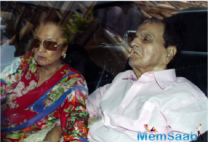 Veteran actor Dilip Kumar, who was admitted to Lilavati Hospital in Mumbai on April 15 for a treatment of high fever and nausea, was discharged from the hospital on Thursday.