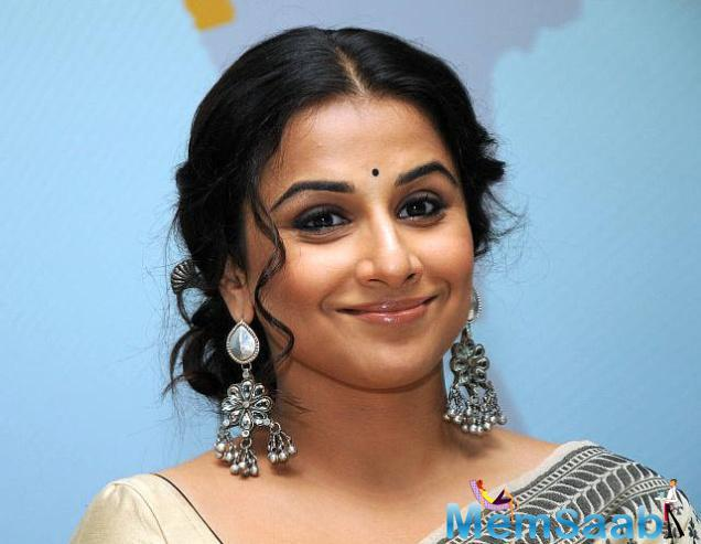 The Bollywood actor Vidya Balan is all geared up to portray the character of a brothel madam in the forthcoming flick 'Begum Jaan.'