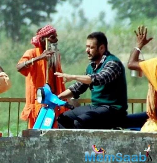 Salman Khan is essaying the character of a wrestler Sultan Ali Khan in Sultan