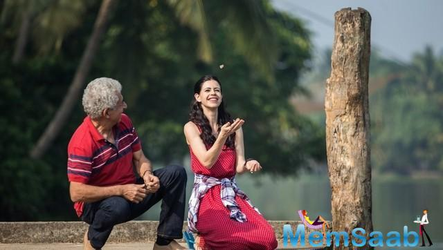 Naseeruddin Shah-Kalki Koechlin starrer 'Waiting' received a huge response after the release of its poster, the makers unveiled the much-awaited trailer.