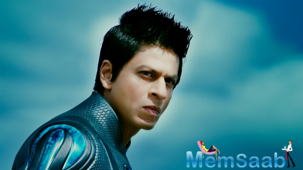 "Bollywood superstar King Khan says that he is ""adamant and stubborn"" about making another movie like the 2011 science fiction superhero movie ""Ra.One""."