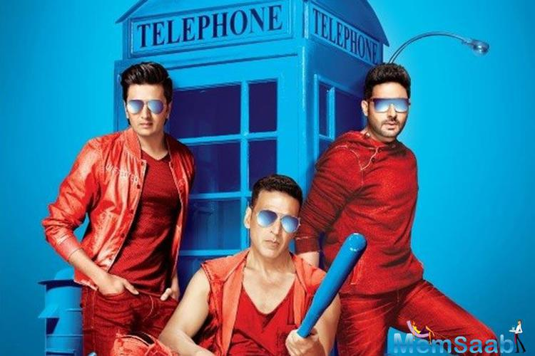 The 'Housefull 3' hugely successful franchise retains some of its old actors like Akshay Kumar, Riteish Deshmukh, Jacqueline Fernandez and Boman Irani and supports in Abhishek Bachchan, Lisa Haydon and Nargis Fakhri in the star cast.
