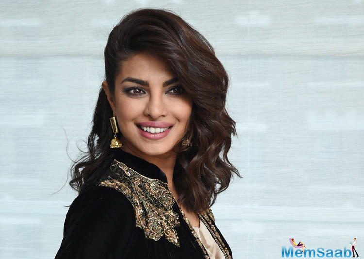 Priyanka Chopra has truly become a global sensation of recent. Last year, she picked up rave reviews for a starring performance in Quantico.