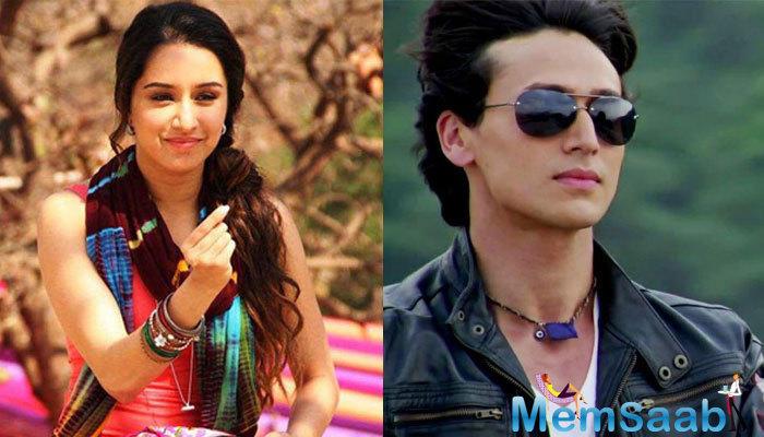 The newest star to impress EkVillian actressShraddha is Baaghi co-star martial artist Tiger Shroff.